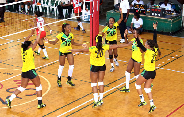 Solid jamaica eases past suriname women in opener