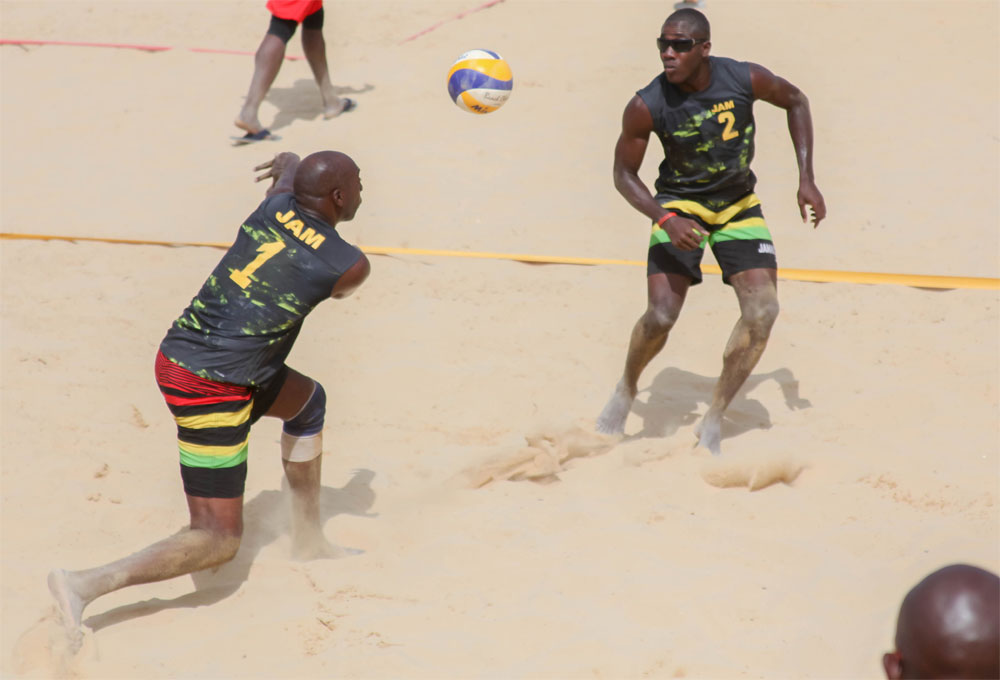 FIVB Competitions Continental Beach Volleyball Cup